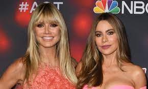 AGT's Sofia Vergara and Heidi Klum have ...