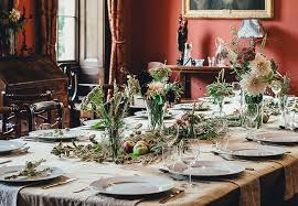 4 ideas for table centerpieces