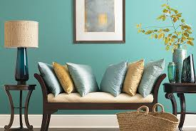Painting Ideas - Cool & Relaxing Living Room Colors