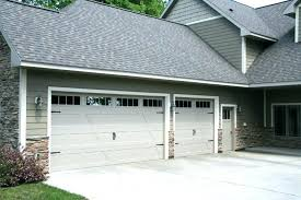 sandstone garage door sandstone garage door ii in sandstone with windows optional hardware sandstone garage door sandstone garage door