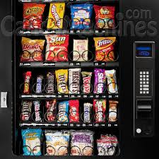Credit Card Vending Machine Mesmerizing Buy Seaga Snack Machine VC48 Vending Machine Supplies For Sale