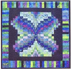 17 Best images about My inspired hobbie on Pinterest | Quilt ... & Bali Butterfly Quilt Pattern by KoolKat Quilting pattern $10.00 on Creative  Quilt Kits at http: Adamdwight.com