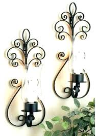 wrought iron wall sconces candle holders sconces wrought iron wall candle sconces decorative wall sconces candle holders wrought iron wall sconces home