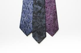 Tie Patterns Beauteous History Of The Necktie Archives Rootbizzle Blog