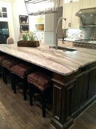 2 tier kitchen island ideas two tier kitchen island ideas st dark 2 tiered designs 2
