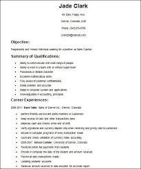 78 Beautiful Image Of Skills Summary Resume Examples Teacher