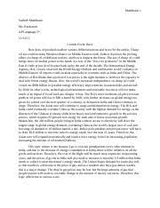 honor code essay maddineni sanhith maddineni ms rackstraw ap most popular documents for english creative w