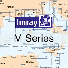 Imray Charts Mediterranean Imray M Series Nautical Charts Mediterranean Sea Marine