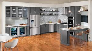 Kitchens With Grey Cabinets Classy 48 Warm And Grey Kitchen Cabinets Home Design Lover