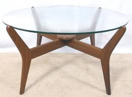 brilliant series of vintage glass top coffee tables regarding table the great retro antique round antique glass coffee table