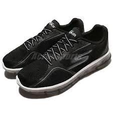 skechers running shoes. image is loading skechers-go-air-2-5gen-black-white-mesh- skechers running shoes