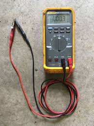 Test Light Bulb With Multimeter How To Use A Multimeter Measuring Resistance And Verifying