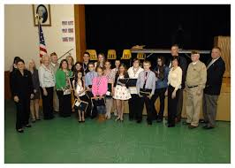 nassau county long island new york  winners of the voice of democracy essay contest