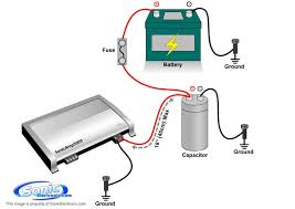 audio capacitor wiring zacharias stuff audio car audio and cars