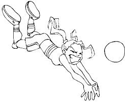 Small Picture Volleyball coloring pages volleyball coloring pictures coloring