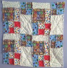 quilts & Baby Boy Rag Patchwork Quilt* Adamdwight.com