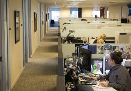 temporary office space minneapolis. Renee Jones Schneider Michelle LaRue Worked At Her Desk The Baker Tilly Accounting Firm In Minneapolis. Temporary Office Space Minneapolis