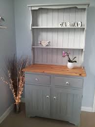 Second Hand Shabby Chic Bedroom Furniture Upcycled Shabby Chic Welsh Dresser Painted In Annie Sloans
