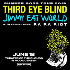 third eye blind jimmy eat world summer s tour 2019