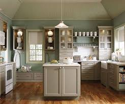kitchens with wood cabinets and white appliances. Interesting Appliances Kitchen Ideas With White Appliances 2D To Coordinate In A Painted Wood  Cabinets And Countertops Room Kitchens N