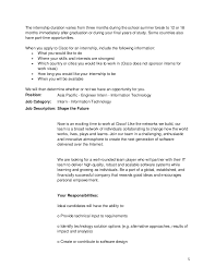 Information Technology Intern Job Description. Kpk Information ...