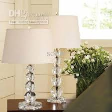 2018 Modern New American Country Rural Crystal Table Lamp For Bedroom  Living Room Dinning Room From Soon, $97.49   Dhgate.Com