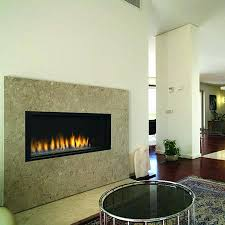 play linear ventless gas fireplace empire boulevard 72 superior direct vent