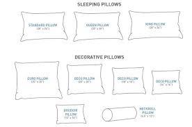regular pillow size.  Regular Standard Euro Pillow Size Monumental Moraethnic Decorating Ideas 1 With Regular