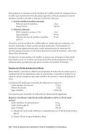Manual De Laboratorio Para La Identificacion Y Pruebas D