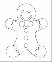 In Gingerbread Man Coloring Pages Coloring Pages For Children
