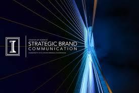 New Online Masters Degree In Strategic Brand Communication
