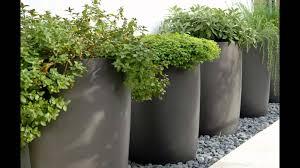 Garden Pots Large Garden Pots Youtube