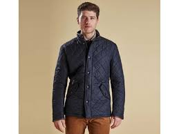 Barbour For Male Barbour Powell Quilted Jacket Navy MQU0281NY71 ... & Last Season Barbour Jackets Barbour Powell Quilted Jacket Navy MQU0281NY71  Discount Sale Adamdwight.com