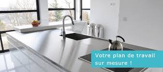 Prix Plan De Travail Cuisine Sur Mesure Meuble Et Déco