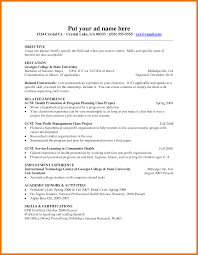 9 Resume Writing Format For Class 8 Budget Reporting