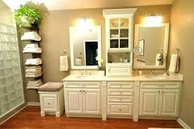 linen storage cabinet corner for bathroom furniture open closet wide gray l martin linen cabinet