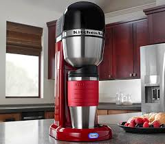 kitchen aid 4 cup personal coffee maker empire