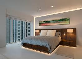 contemporary bedroom lighting. Edge Lighting And Pure Contemporary-bedroom Contemporary Bedroom Lighting