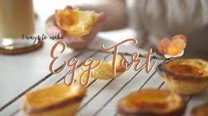 Cách Làm Bánh Tart Trứng Ngon Như KFC Bằng Lò Nướng và Nồi Chiên Không Dầu  l Egg Tart Recipe - Trang nội trợ