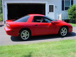 For Sale: 1997 Chevrolet Camaro SS SLP - Red hardtop, 24K miles ...