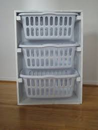 Diy laundry sorter Homemade Laundry Make Your Own Laundry Sorter Love This Idea Especially Since The Ones At The Store Wont Even Hold Full Load Like This Will Pinterest Make Your Own Laundry Sorter Love This Idea Especially Since The