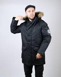 <b>Куртка</b> зимняя <b>Anteater</b> Alaska черного цвета. Зимняя хип хоп ...
