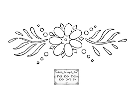 Embroidery Transfer Patterns