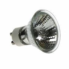 240v 50w Gu10 Light Bulb Halogen Spotlight 240v 50w Par16 Gu10 Flood Light Bulbs 55mm