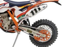 automa 1 12 ktm exc350 redbull race 111 teddy cast model bike mxgp miniature