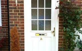 glass replacement for front door get rid of sidelights replacing with wood entry inserts broken window