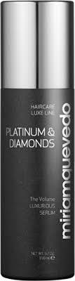 <b>Бриллиантовая cыворотка-люкс для волос</b> с платиной Miriam ...