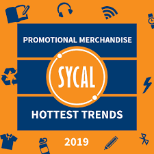 Top Promotional Promotional Merchandise Top Trends Of 2019 Sycal