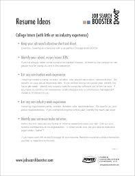 Sample Resume For Fresh Graduate Career Objective Ideas Job