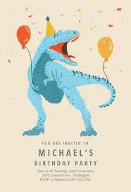 Dinosaur Birthday Invitation Dinosaur Fiesta Birthday Invitation Template Free